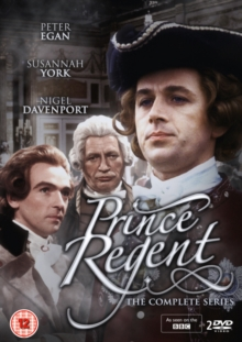 Prince Regent: The Complete Series, DVD DVD