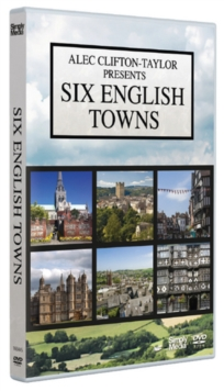 Six English Towns: Series 1, DVD DVD