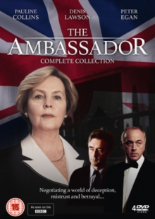 The Ambassador: Complete Collection, DVD DVD