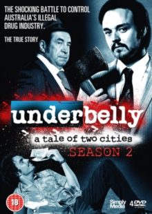 Underbelly: Season 2 - A Tale of Two Cities, DVD DVD