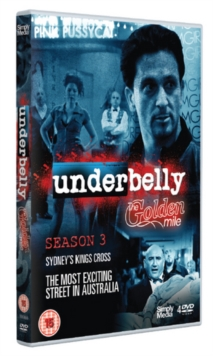 Underbelly: Season 3 - The Golden Mile, DVD DVD