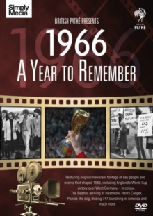 A   Year to Remember: 1966, DVD DVD