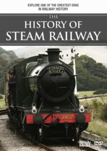 The History of Steam Railway, DVD DVD