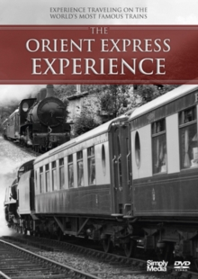 The Orient Express Experience, DVD DVD