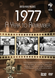 A   Year to Remember: 1977, DVD DVD