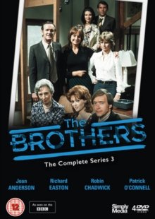 The Brothers: The Complete Series 3, DVD DVD