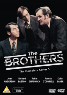 The Brothers: The Complete Series 5, DVD DVD