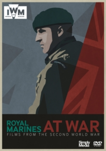 Royal Marines at War - Films from the Second World War, DVD DVD