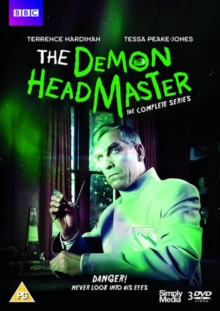 The Demon Headmaster: The Complete Series, DVD DVD