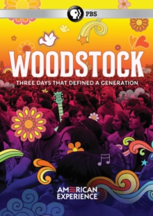 Woodstock - Three Days That Defined a Generation, DVD DVD