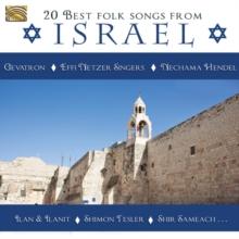 20 BEST FOLK SONGS FROM ISRAEL Various