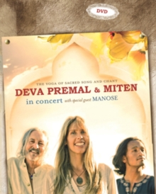 Deva Premal and Miten: In Concert With Manose, DVD  DVD