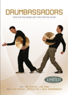 Drumbassadors: One for the Money, But Two for the Show, DVD  DVD