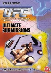 Ultimate Fighting Championship: Ultimate Submissions, DVD  DVD