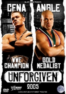 WWE: Unforgiven 2005, DVD  DVD