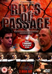 Rites of Passage, DVD  DVD