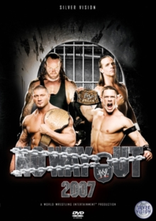 WWE: No Way Out - 2007, DVD  DVD