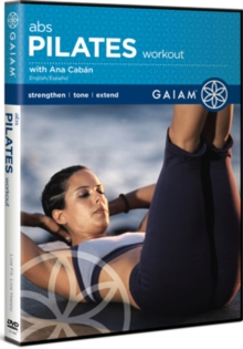 Gaiam Pilates Abs Workout, DVD  DVD