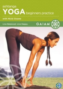 Gaiam Ashtanga Yoga for Beginners, DVD  DVD