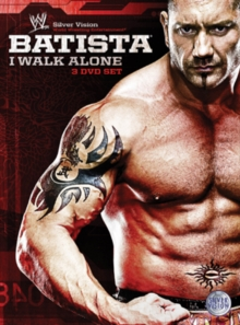 WWE: Batista - I Walk Alone, DVD  DVD