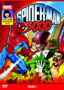 Spider-Man 5000: Volume 2, DVD  DVD