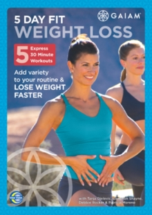 Gaiam 5 Day Fit Weight Loss, DVD  DVD
