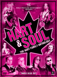 WWE: Hart and Soul - The Hart Family Anthology, DVD  DVD
