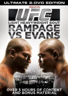 Ultimate Fighting Championship: 114 - Rampage Vs. Evans, DVD  DVD