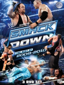 WWE: Smackdown - The Best of 2009-2010, DVD  DVD