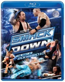 WWE: Smackdown - The Best of 2009-2010, Blu-ray  BluRay