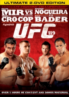 Ultimate Fighting Championship: 119 - Mir Vs Cro Cop, DVD  DVD