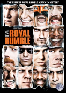 WWE: Royal Rumble 2011, DVD  DVD
