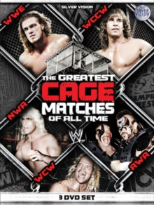 WWE: The Greatest Cage Matches of All Time, DVD  DVD