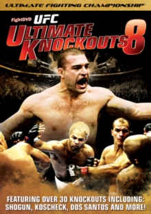 Ultimate Fighting Championship: Ultimate Knockouts 8, DVD  DVD