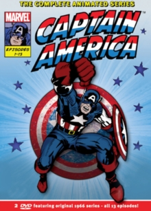 Captain America: The Complete Series, DVD  DVD