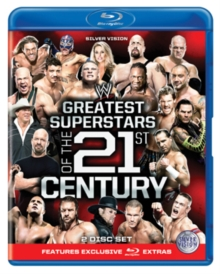 WWE: Greatest Superstars of the 21st Century, Blu-ray  BluRay