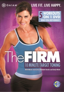 The Firm: 10 Minute Target Toning, DVD DVD