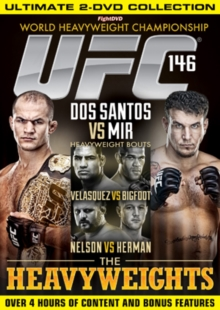 Ultimate Fighting Championship: 146 - Dos Santos Vs Mir, DVD  DVD