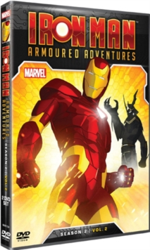 Iron Man - Armored Adventures: Season 2 - Volume 2, DVD  DVD