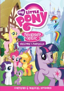 My Little Pony: Welcome to Ponyville, DVD  DVD