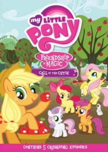 My Little Pony: Call of the Cutie, DVD  DVD