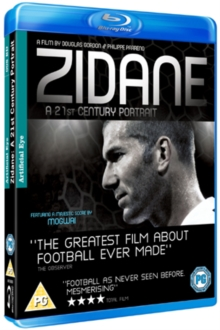 Zidane: A 21st Century Portrait, Blu-ray  BluRay