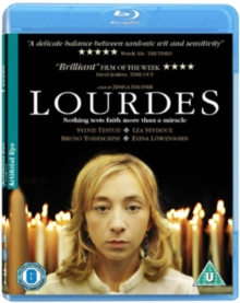 Lourdes, Blu-ray  BluRay