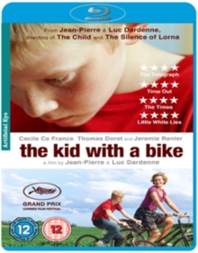 The Kid With a Bike, Blu-ray BluRay