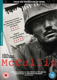 McCullin, Blu-ray  BluRay