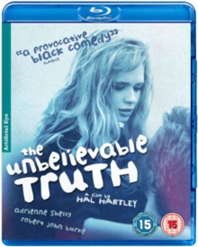 The Unbelievable Truth, Blu-ray BluRay