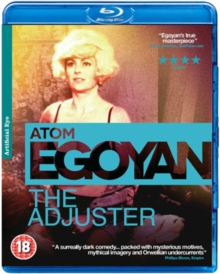 The Adjuster, Blu-ray BluRay