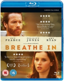 Breathe In, Blu-ray  BluRay
