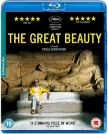 The Great Beauty, Blu-ray BluRay