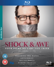 The Lars Von Trier Collection, Blu-ray BluRay